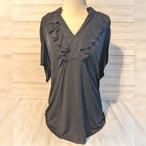 Ladies Fashion Bug Top • Plus Size Dress Top